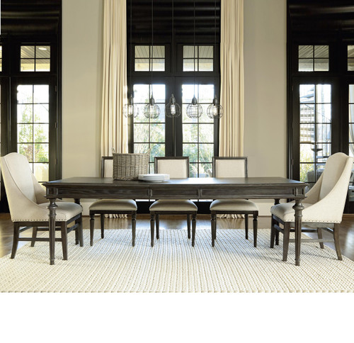 ... Extending Dining Table; French Country Dining Room Set ...