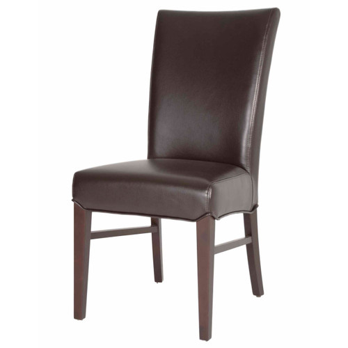 London Leather Dining Chair