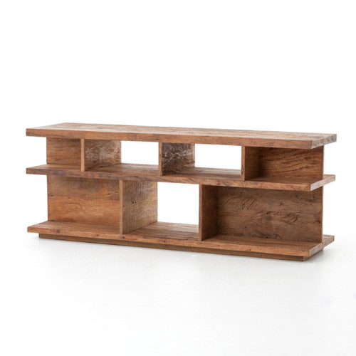 Tylor Reclaimed Peroba Wood TV Media Console