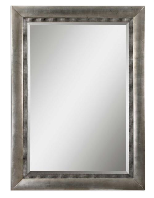 Uttermost Gilford Antique Silver Mirror