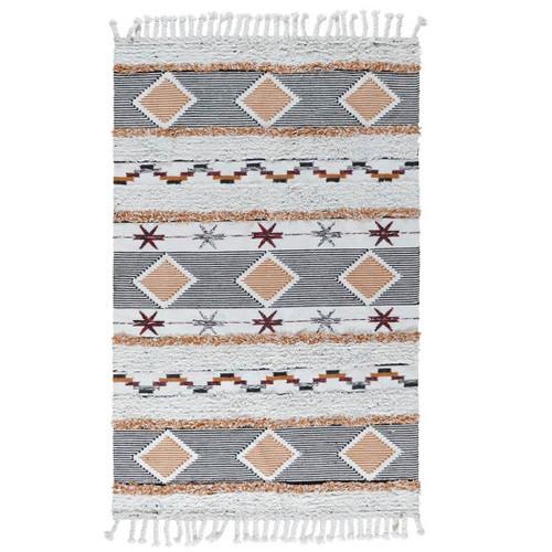 Moroccan Kilim Shag Area Rugs