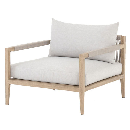 Sherwood Natural Teak Outdoor Chair