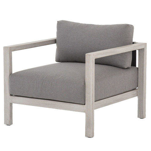 Sonoma Grey Teak Outdoor Club Chair