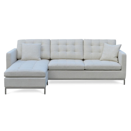Taxim Modular Sectional Sofa - CREAM TWEED