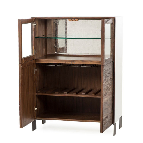 ... Thomas Bina Cardosa Bar Hutch Cabinet ...