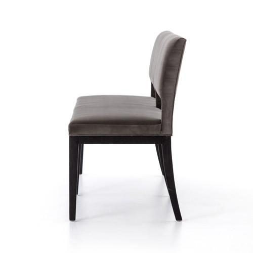 Sensational Sara Velvet Dining Bench Settee 71 Beatyapartments Chair Design Images Beatyapartmentscom