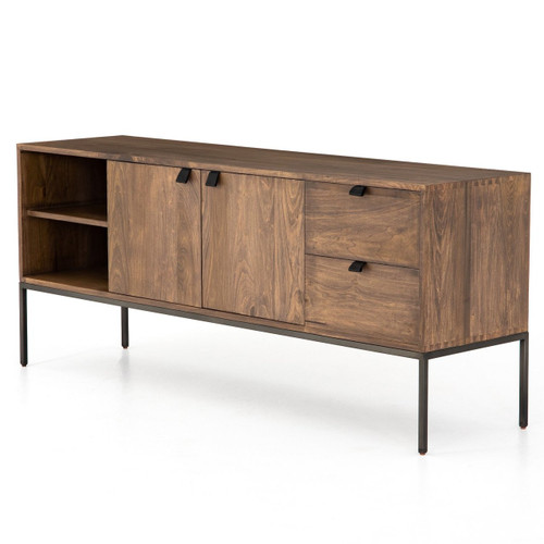 Fulton Industrial Modular Media Console Cabinet 69""