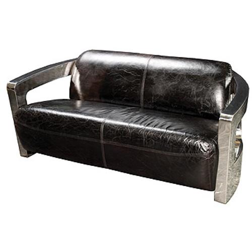Mars 2 Seater Sofa Cigar Zin Home