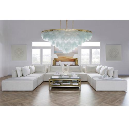 Pleasing Charlton Modular Sectional Ottoman Uwap Interior Chair Design Uwaporg