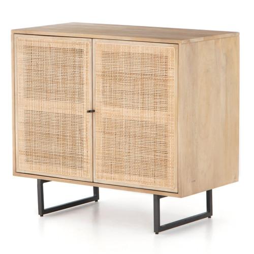 """Audrey Woven 2 Door Small Cabinet 35"""",IPRS-039"""