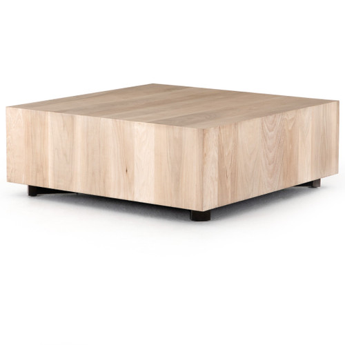 Hudson Cube Square Coffee Table 40""