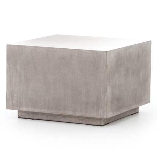 Parish Concrete Cube-Grey Concrete