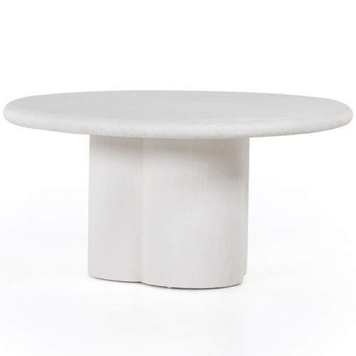 Grano Plaster Molded Concte Dining Table