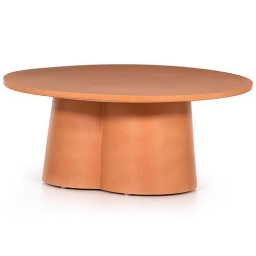 Mara Terracotta Outdoor Coffee Table