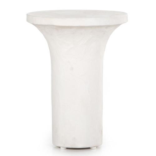 Parra Plaster Molded Concte High End Table