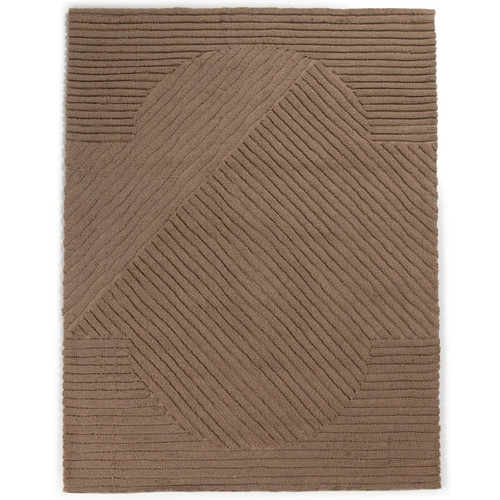 Chasen Sand Taupe Outdoor Rug