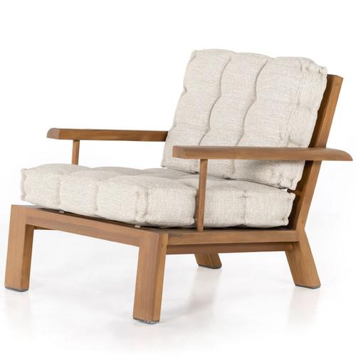 Beck Natural Teak Outdoor Chair