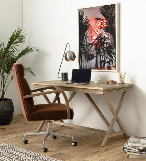 Desk Duty: 3 Trendy Home Office Designs