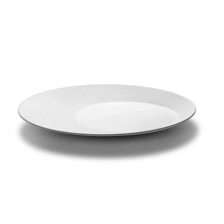 Large Round White Melamine Platter (Set of 3 pcs.) (Limited Time Offer)