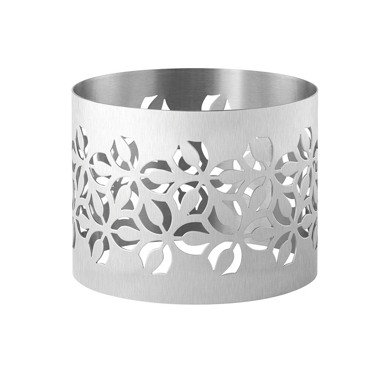 Iris™ Small Round Stainless Steel Riser (Limited Time Offer)