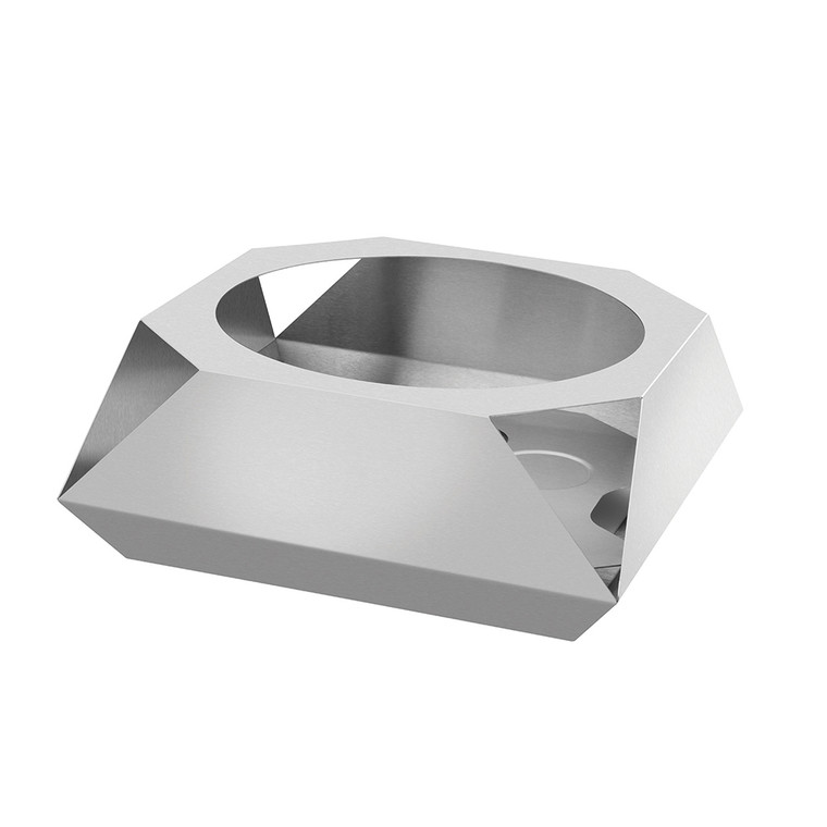 Round Diamond Multi-Chef™ Stainless Steel Frame, 1 EA - SM283
