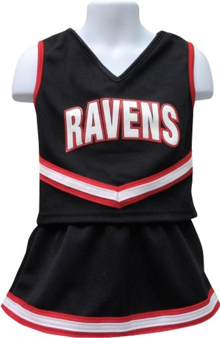 Ravens Cheer Set, 2 PC