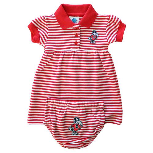 Infant - Dress / Bloomer (Stripe)