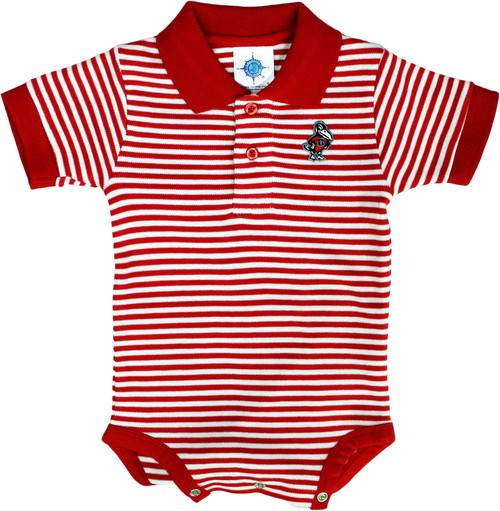 Infant - Polo Bodysuit