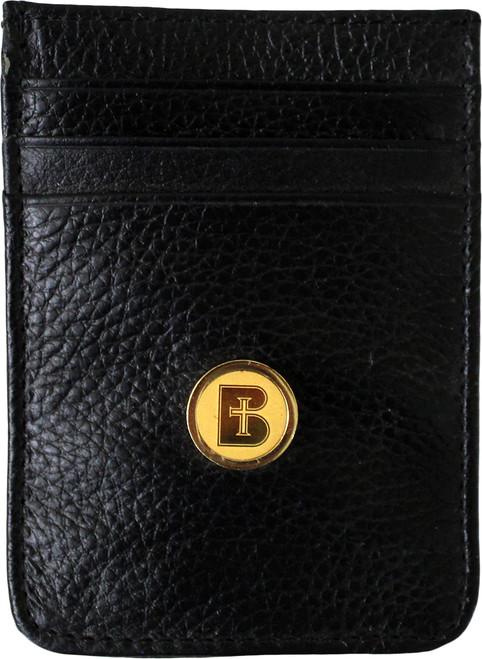 Money Clip B Leather