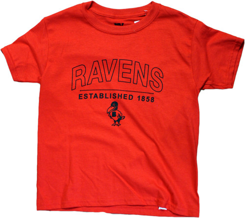 SALE-Tee - Youth Classic Raven