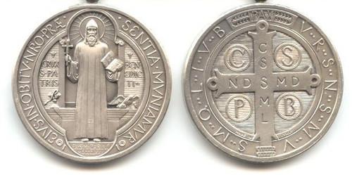 "St. Benedict Medal - Round 7/8"""
