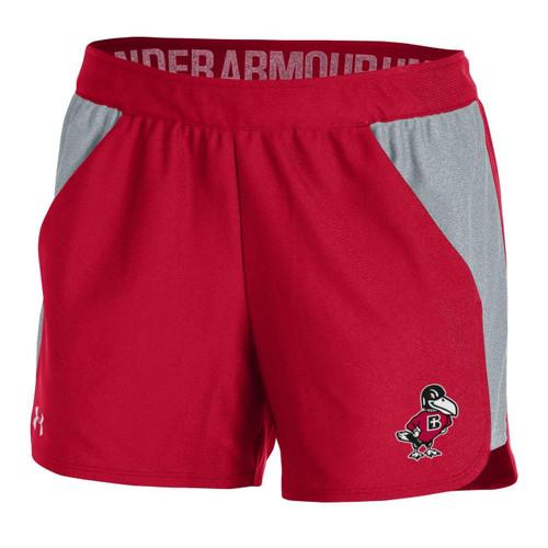 Ladies Shorts - UA Play-Up