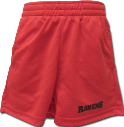 Youth and Toddler Shorts - Ravens Fitness