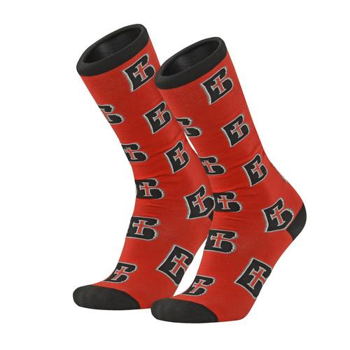Sock - All Over B