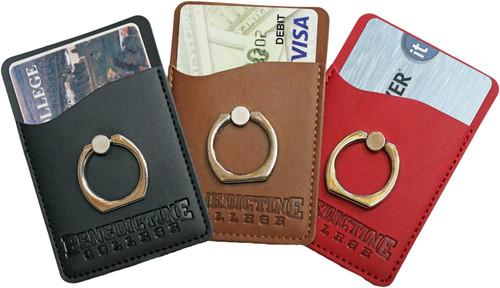 Card Sleeve - Leeman w/ Ring