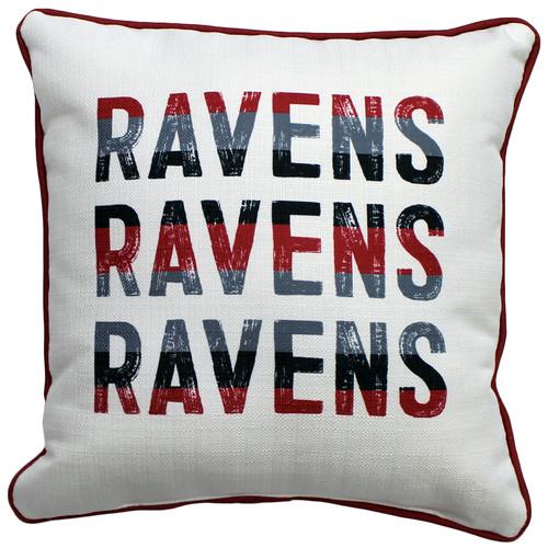 Pillow - Ravens