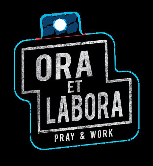Sticker - Ora et Labora