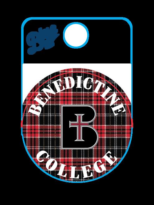 Sticker - BC Plaid