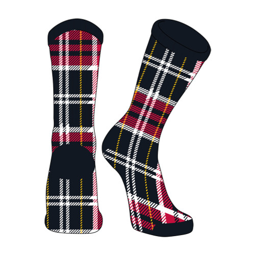 Sock - Tartan