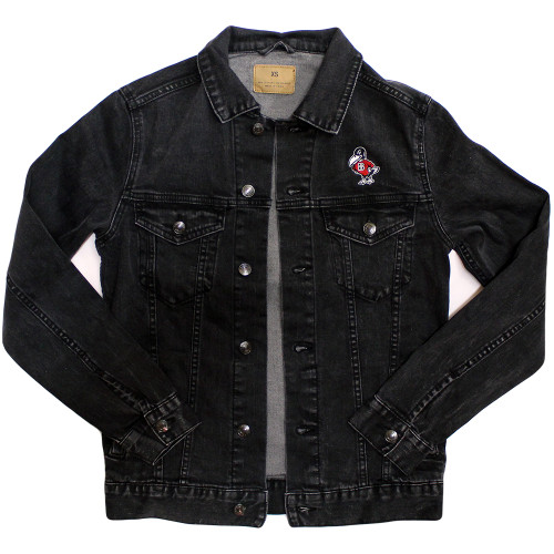 Jacket - Black Denim