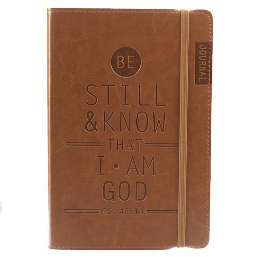 Book - Be Still Journal