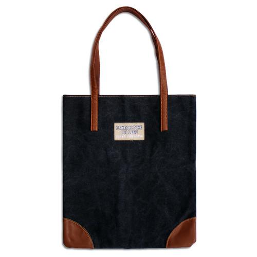 Zippered Tote Bag B logo