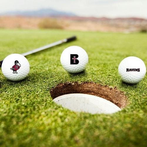 Golf Balls 3-pk
