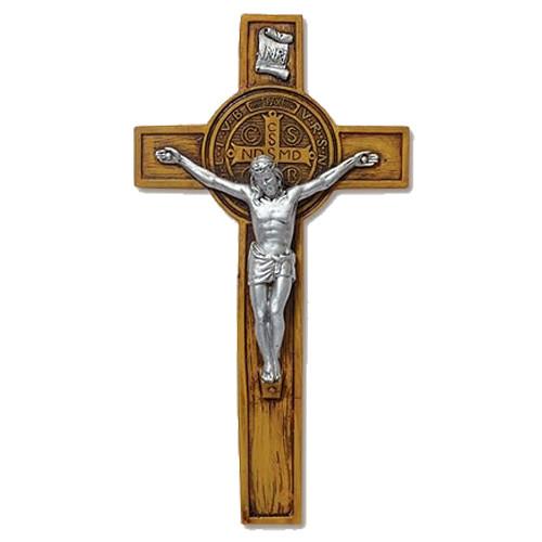 Wall Crucifix - St. Ben Tan