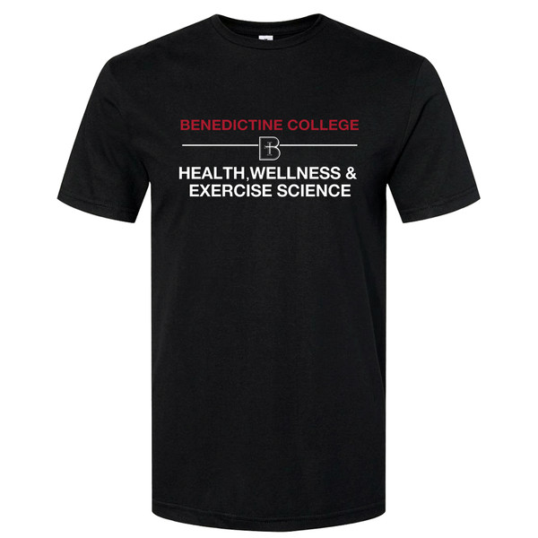 Academic Tee - Health, Wellness, & Exercise Science