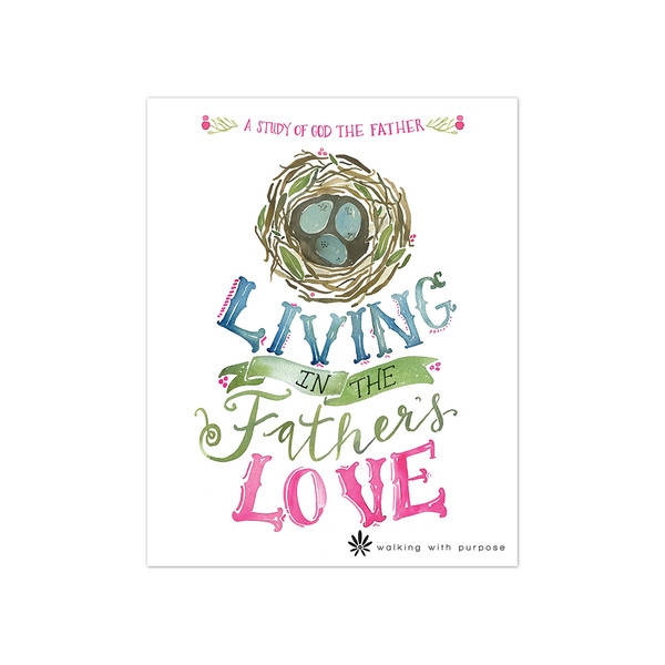Book - Living in the Father's Love