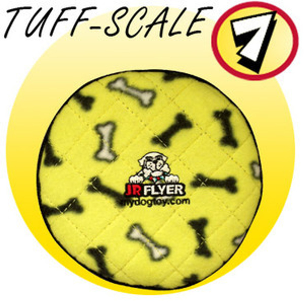 Jr FlyerTuff scale: 6