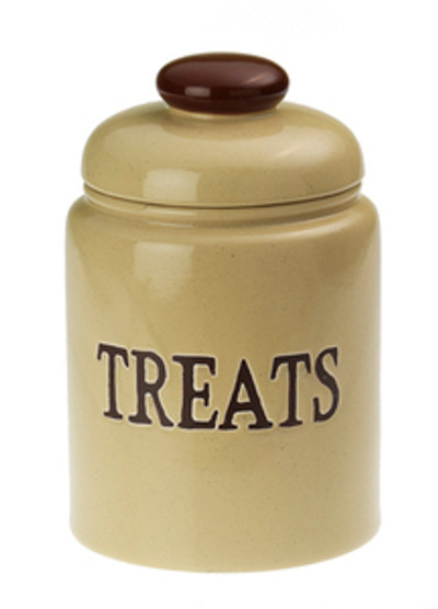 Treat Jar - Country