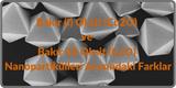 Bakır (I) Oksit (Cu2O) ve Bakır (II) Oksit (CuO) Nanopartikülleri Arasındaki Farklar