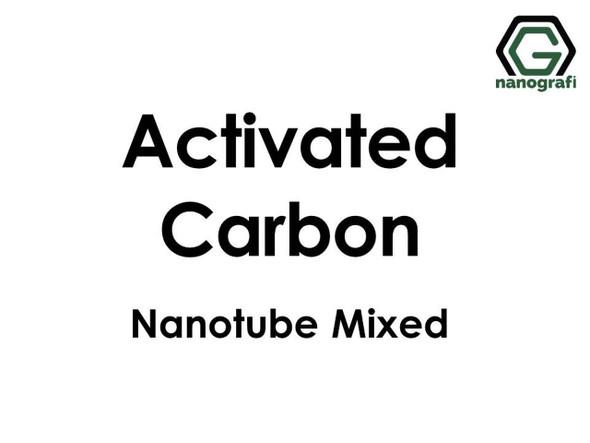C(Aktifleştirilmiş Karbon) ve Nanotüp Karışımı